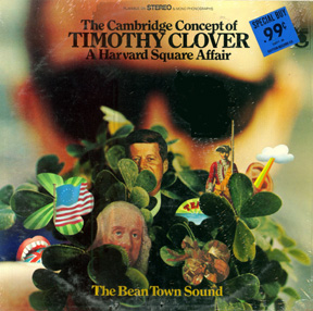 Who the heck was Timothy Clover?