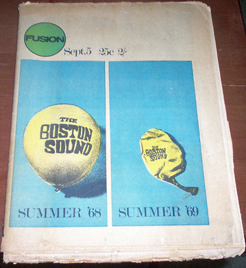Fusion Mag Sept 5 1968