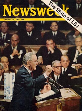 Newsweek Jan 29, 1968