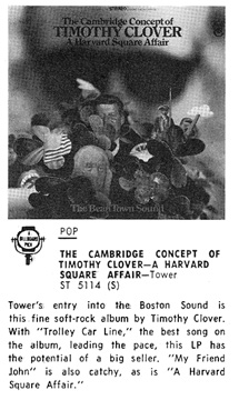 Timothy Clover in Billboard
